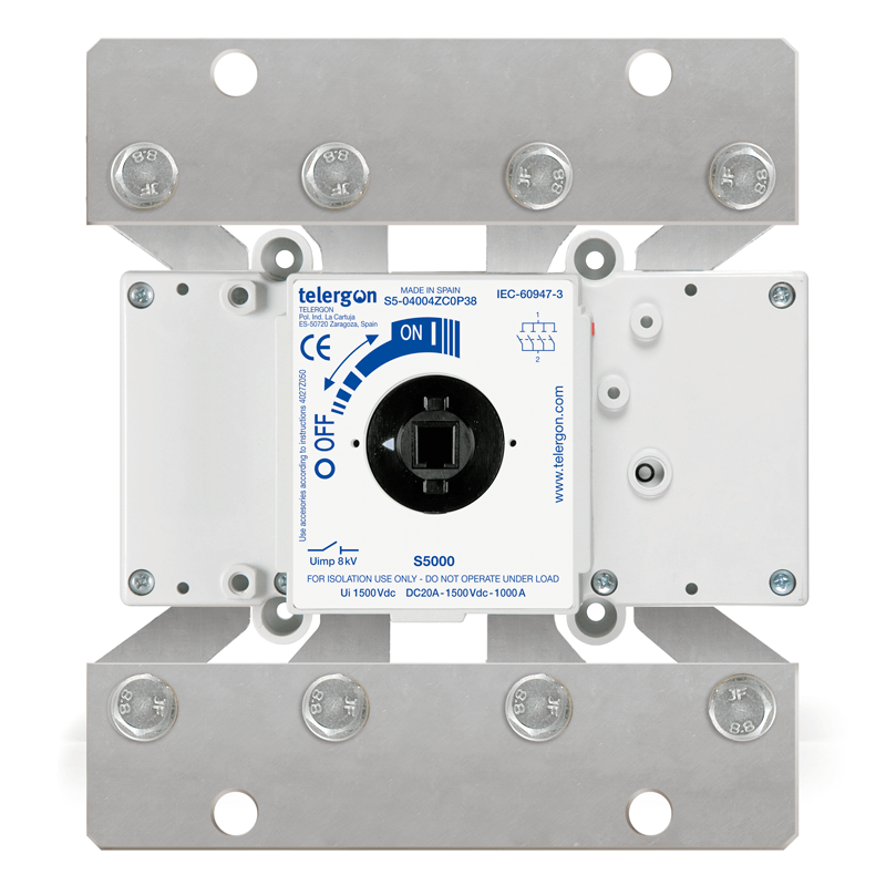 Изолирующий рубильник постоянного тока S5 DC 1000A 1P