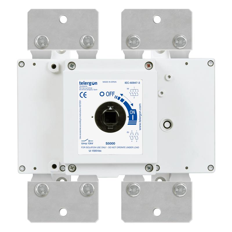 Изолирующий рубильник постоянного тока S5 DC 1600A 2P