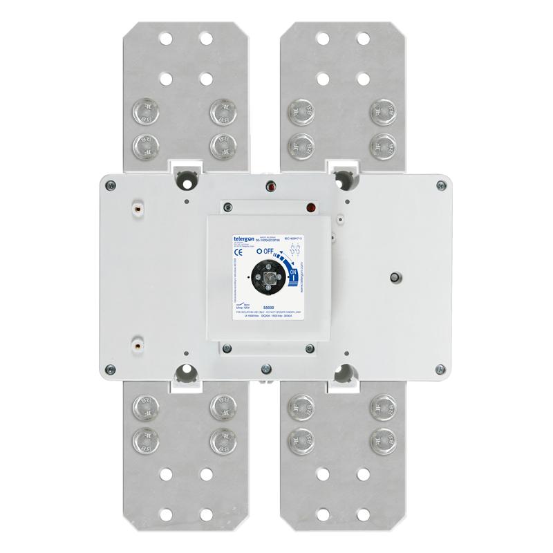 Изолирующий рубильник постоянного тока S5 DC 2500A 2P