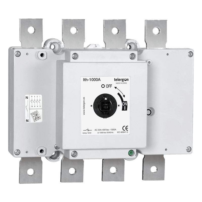 Выключатель нагрузки S5 1000A 3P+N