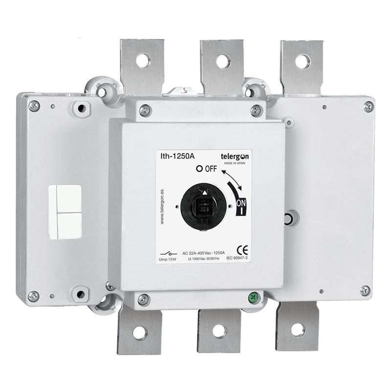 Выключатель нагрузки S5 1250A 3P