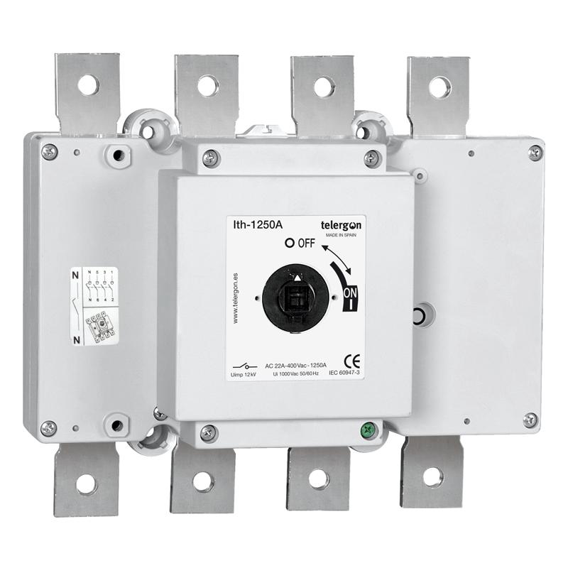 Выключатель нагрузки S5 1250A 3P+N
