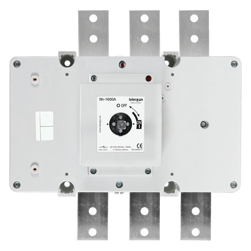 Выключатель нагрузки S5 1600A 3P