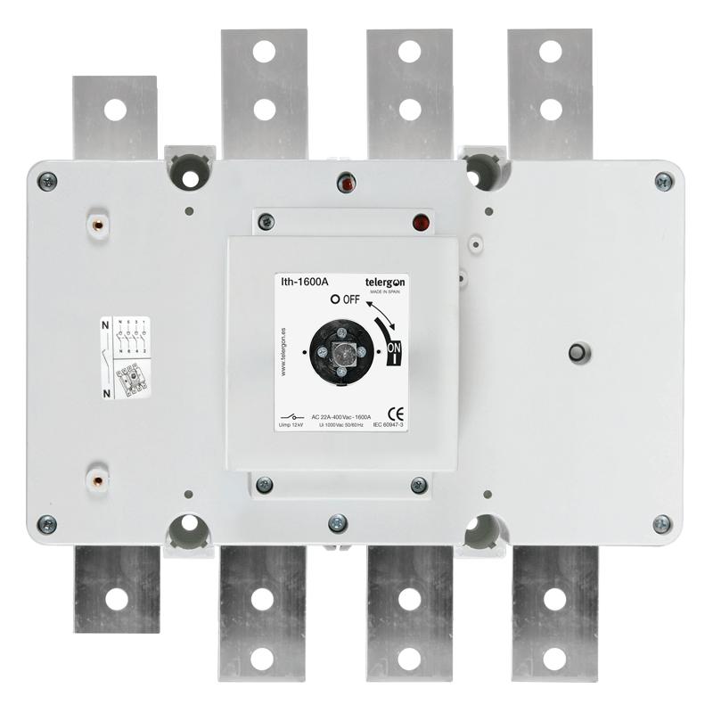 Выключатель нагрузки S5 1600A 3P+N