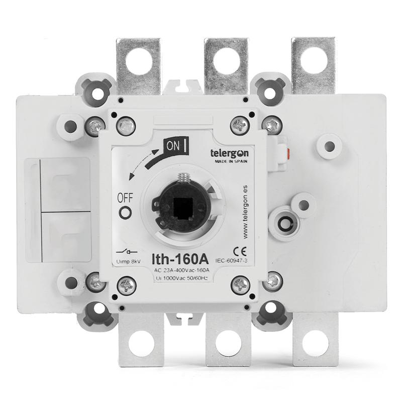 Выключатель нагрузки S5 160A 3P