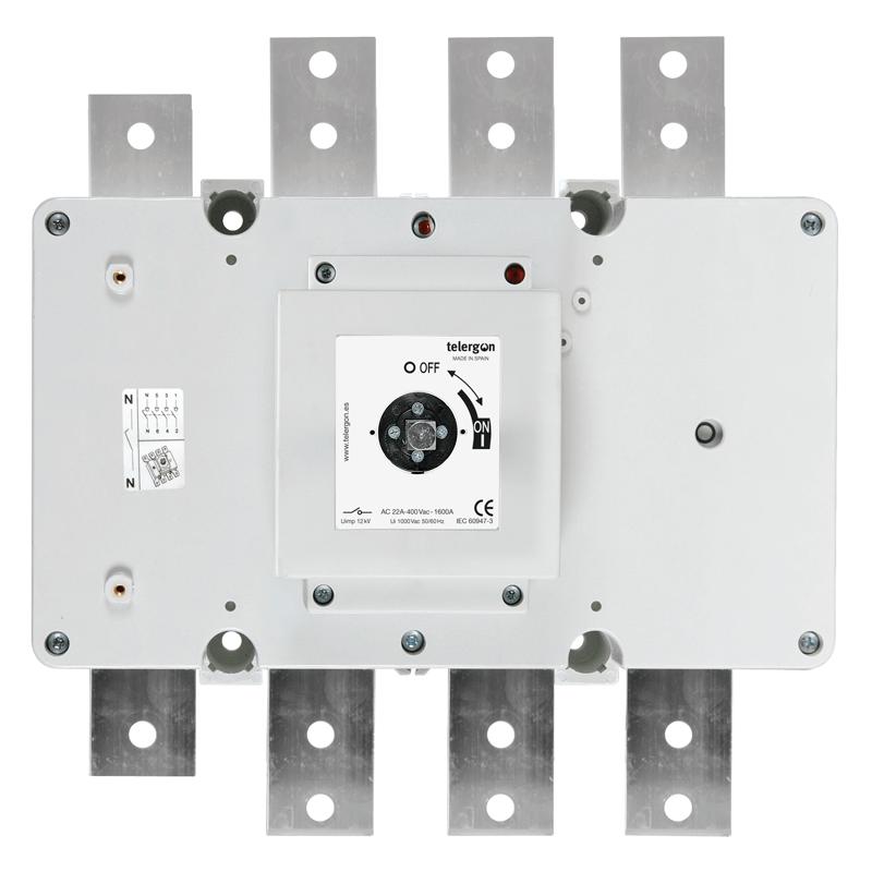 Выключатель нагрузки S5 1800A 3P+N