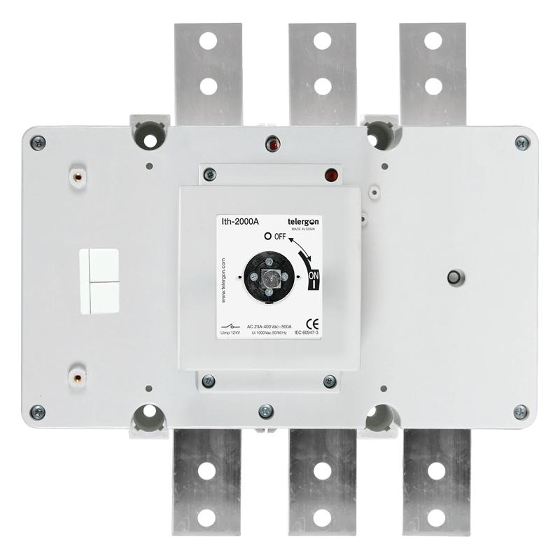 Выключатель нагрузки S5 2000A 3P
