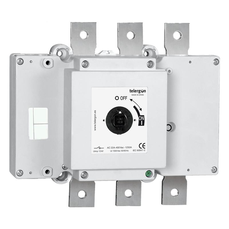 Выключатель нагрузки S5 2500A 3P (компакт)