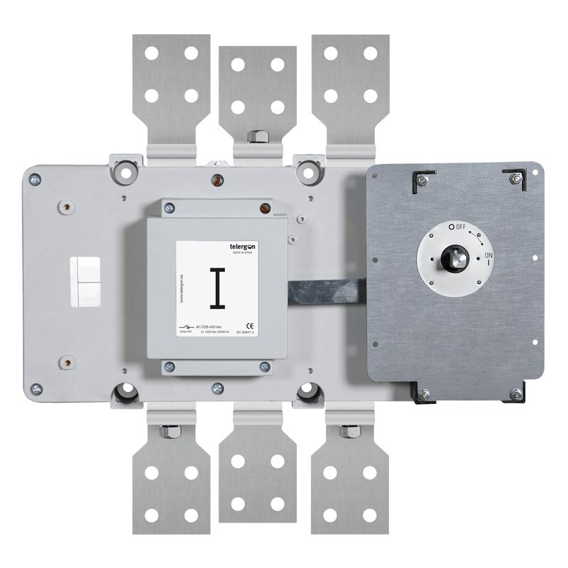 Выключатель нагрузки S5 3150A 3P