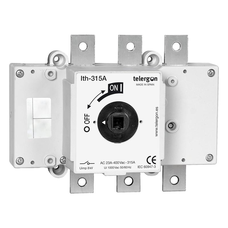 Выключатель нагрузки S5 315A 3P