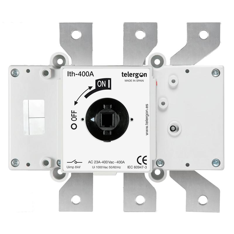 Выключатель нагрузки S5 400A 3P