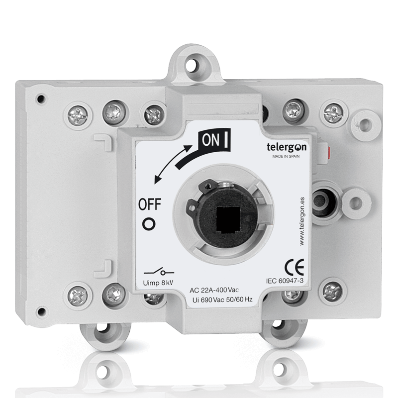 Выключатель нагрузки S5 40A 3P+N