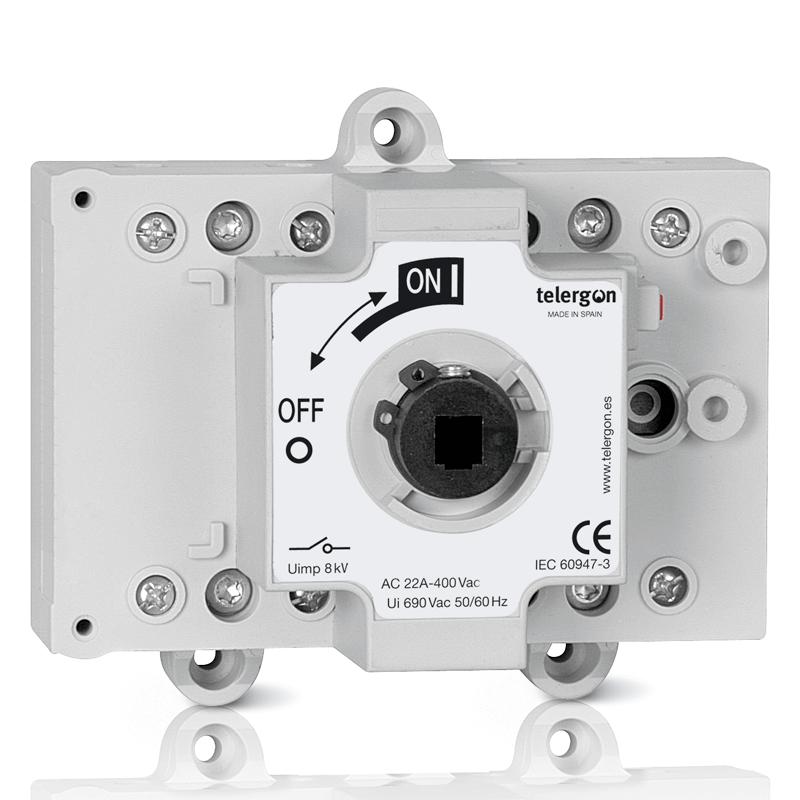 Выключатель нагрузки S5 63A 3P+N